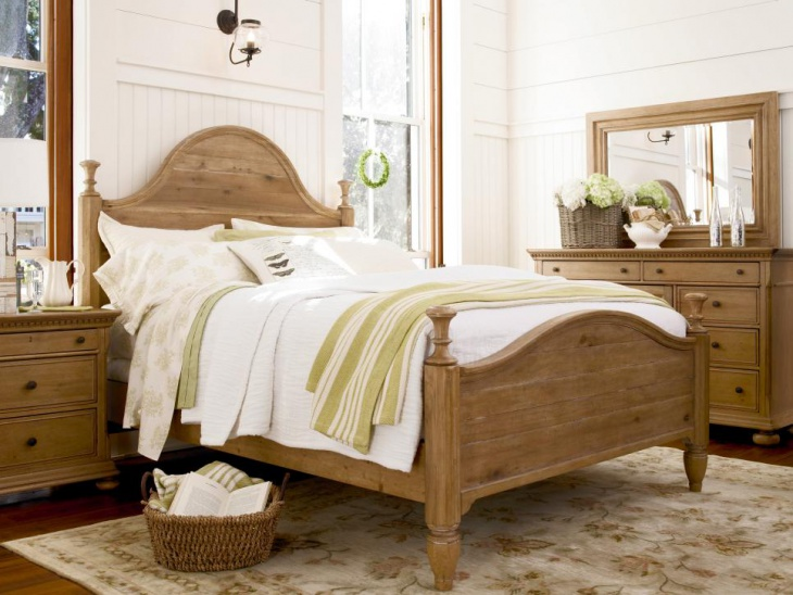 21 Shabby Chic Bedroom Furniture Designs Ideas Plans Design Trends Pr
