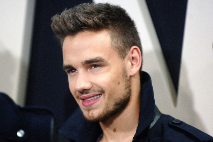 liam payne fade haircut design