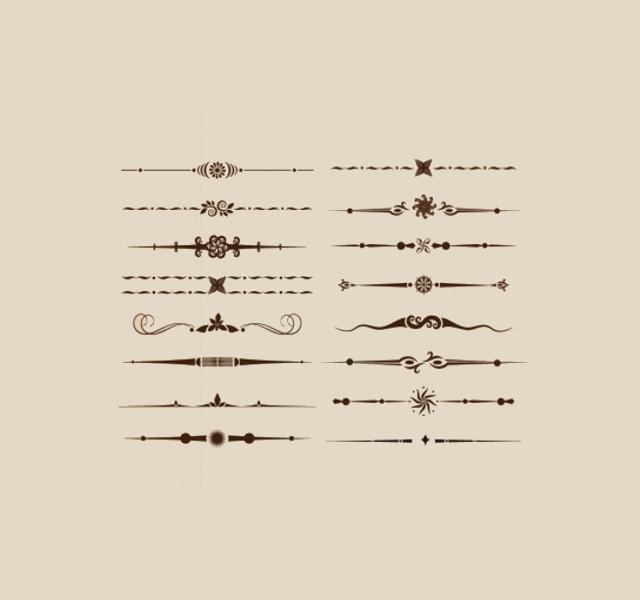 Design Divider Brush