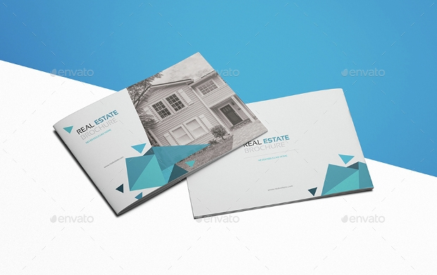 Minimalist Real Estate Brochure