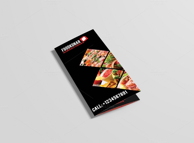 Restaurant Brochure Designs Psd Download  Design Trends