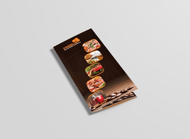 Foodlia Food & Restaurant Brochure