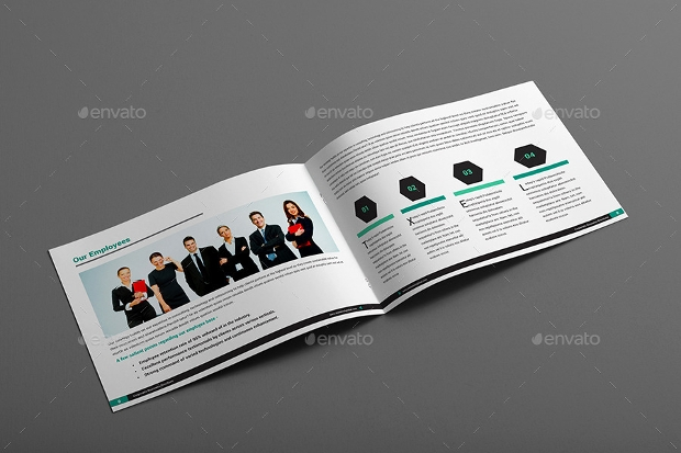 Technology Landscape Brochure Design