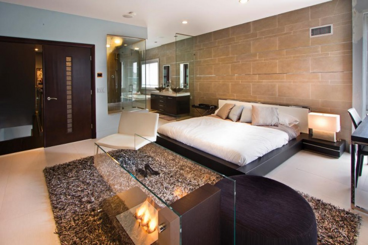 master bedroom with gorgeous furniture