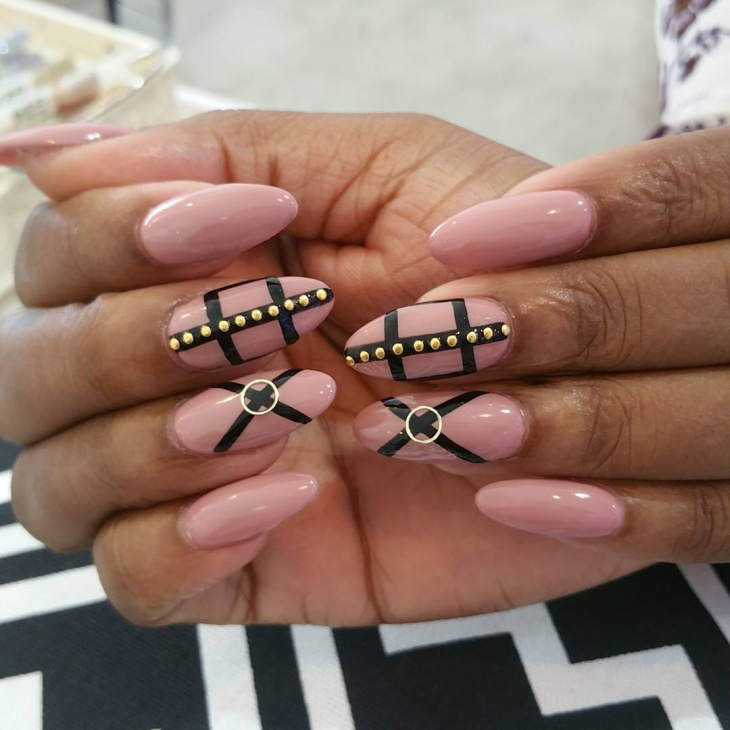 Fabulous Latest Nail Art Design
