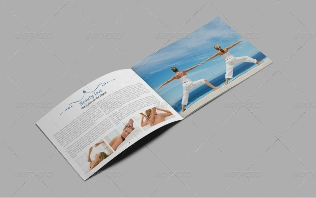 Beauty & Spa Brochure Design