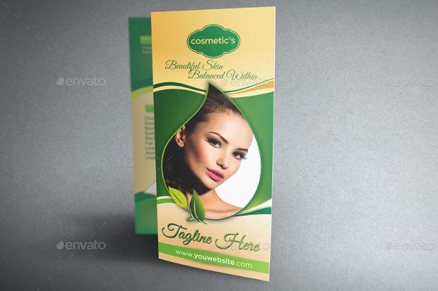 Spa Tri Fold Brochure