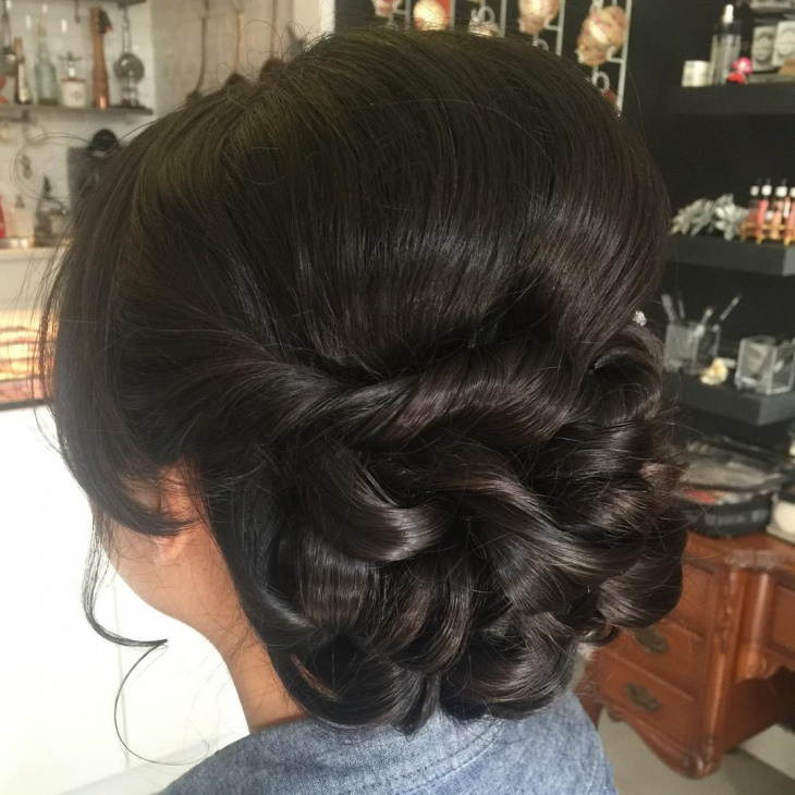 Wedding Hairstyle Design