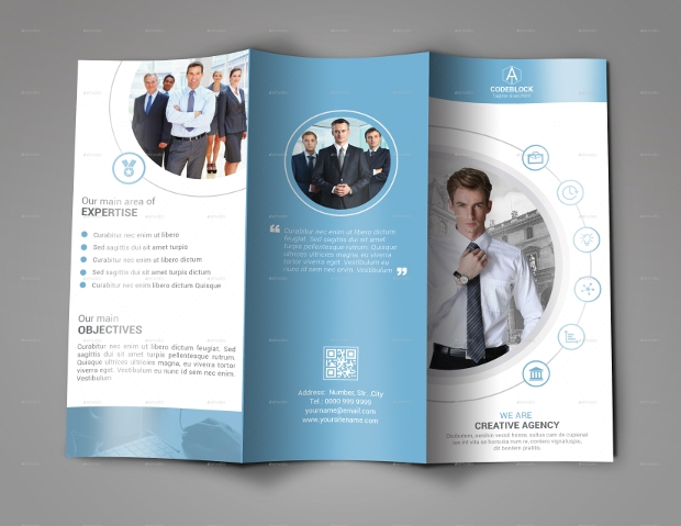 21+ Tri Fold Brochure Design, PSD Download | Design Trends ...