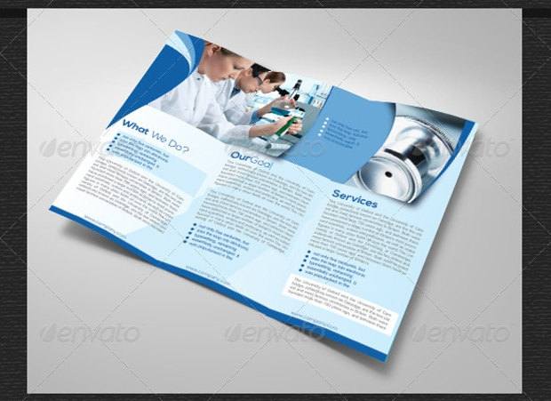medical tri fold brochure design1
