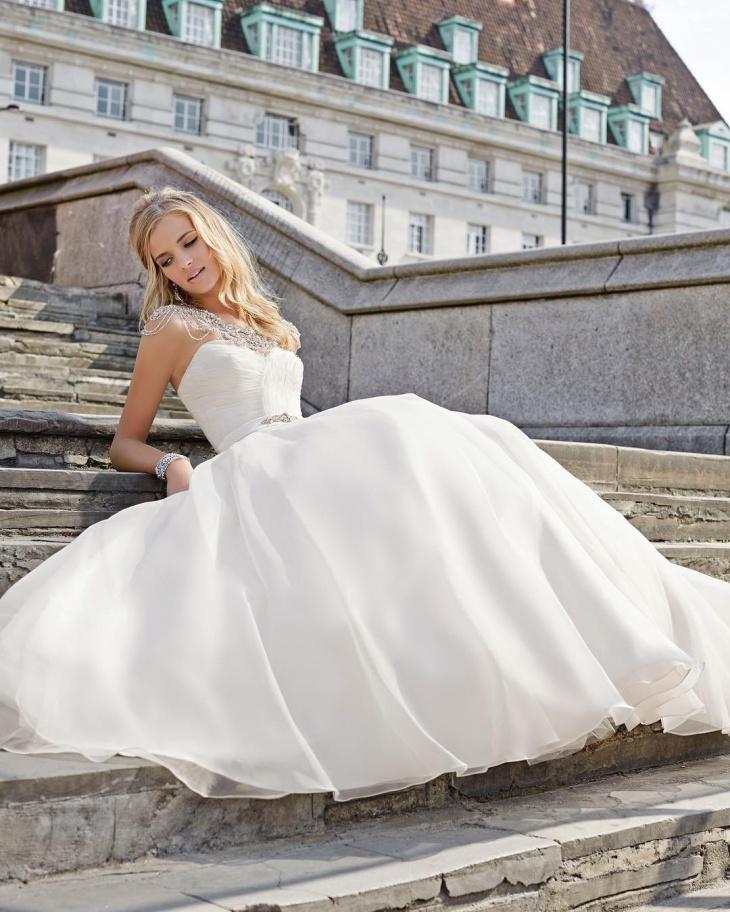 awesome wedding dress design