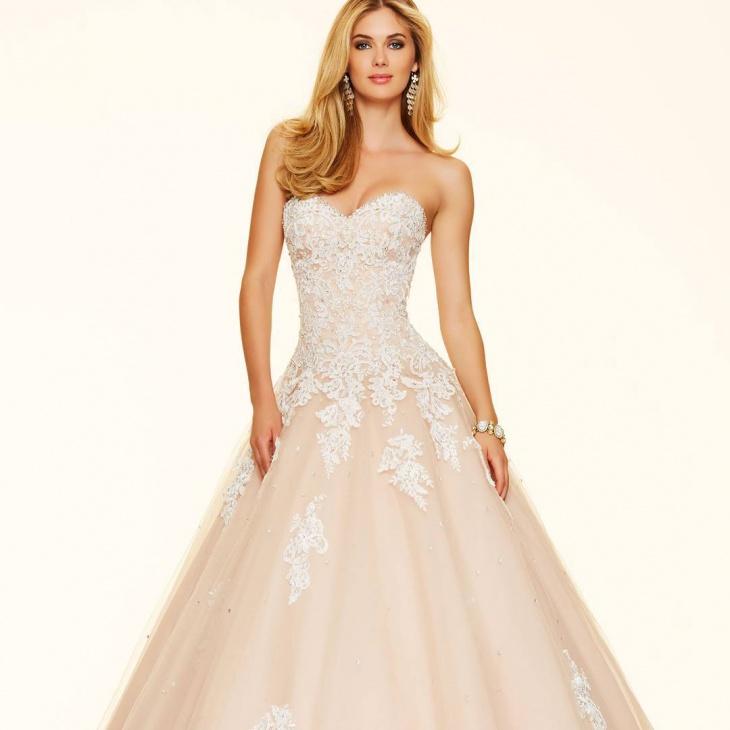 gorgeous wedding dress idea