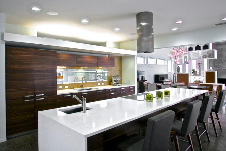 22 Stylish Kitchen Countertop Designs Ideas Plans