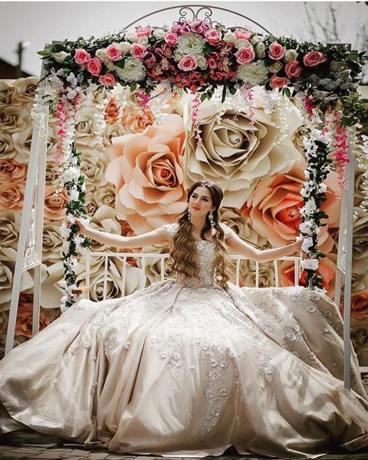 fabulous wedding dress design