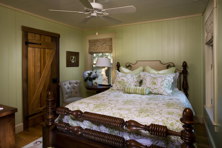 21 cottage style bedroom designs decorating ideas for Cottage bedroom ideas
