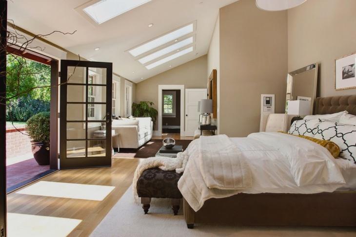 Nice Cottage Style Bedroom Design