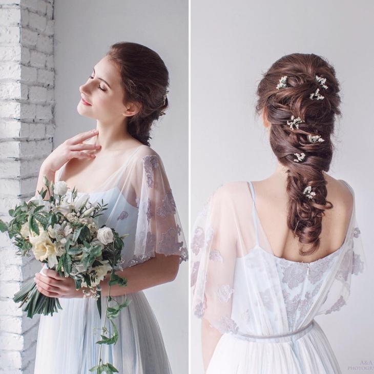 bridel wedding hairstyle design