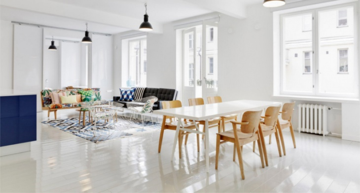 Simple And Elegant Swedish Furniture Designs