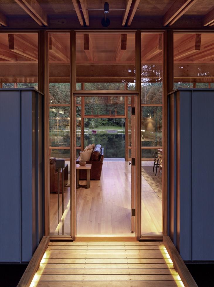 Front Door (Open)