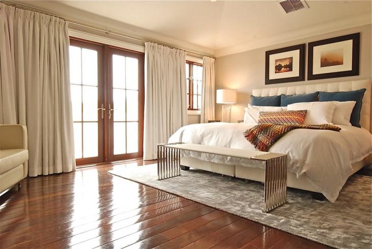 beautiful contemporary bedroom design