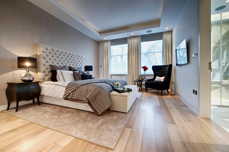 luxurious versatile bedroom design