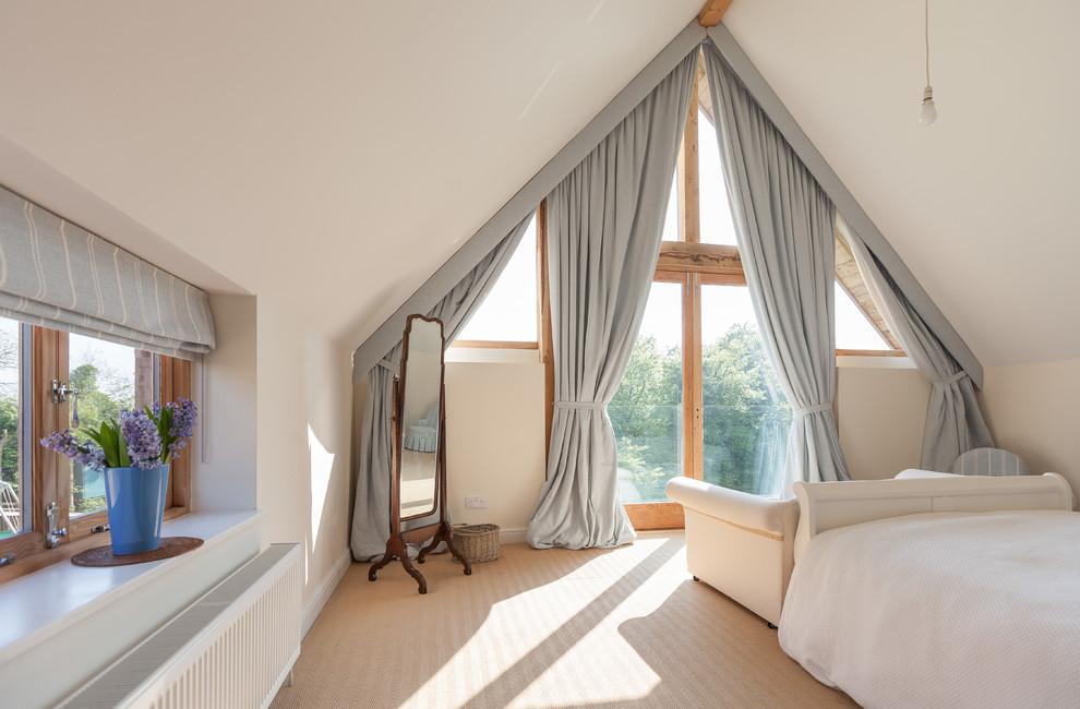 trendy contemporary bedroom design