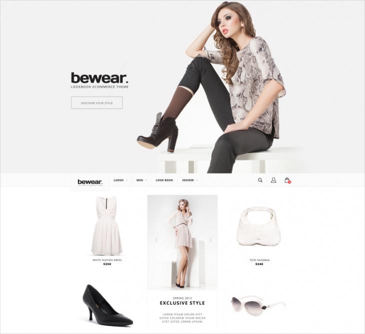 style ecommerce magento theme