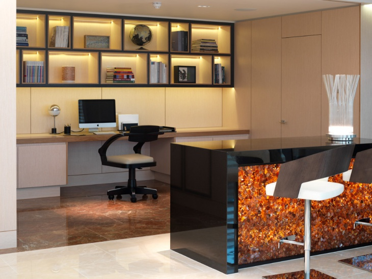 21 shelf desk designs ideas plans design trends for Good design office