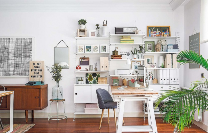 Home Office Design Ideas: 21+ Scandinavian Home Office And Workspace Designs