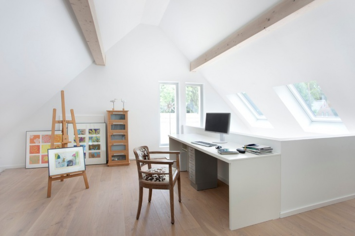 Best Scandinavian Work Space Design