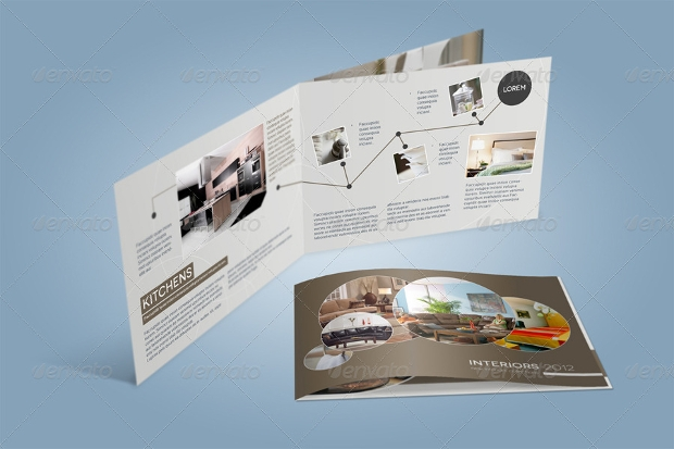22+ Brochure Mockups, Psd Download | Design Trends - Premium Psd