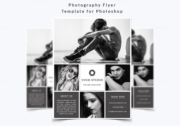 Beautiful Photography Flyer