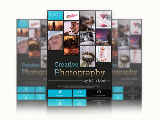 Elegant Photography Flyer