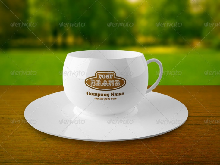 Branding coffee Cup MOckup PSD