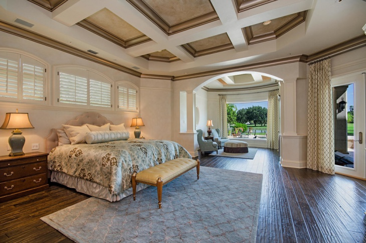 21+ Chateau Chic Bedroom Designs, Decorating Ideas | Design ...