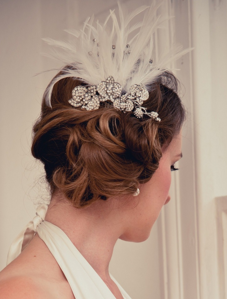 Marvelous Wedding Hairstyle