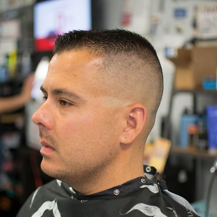 70 Best Military Haircut Styles For Men