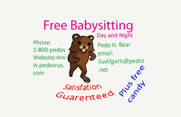 14+ Babysitting Flyer Designs, Psd Download | Design Trends