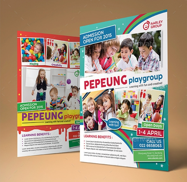 Babysitting Flyer Designs Psd Download  Design Trends