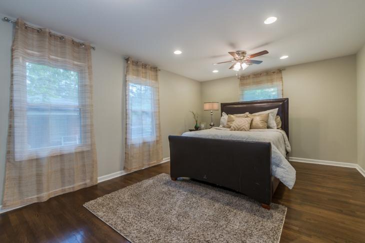 Luxurious Bedroom Design Idea
