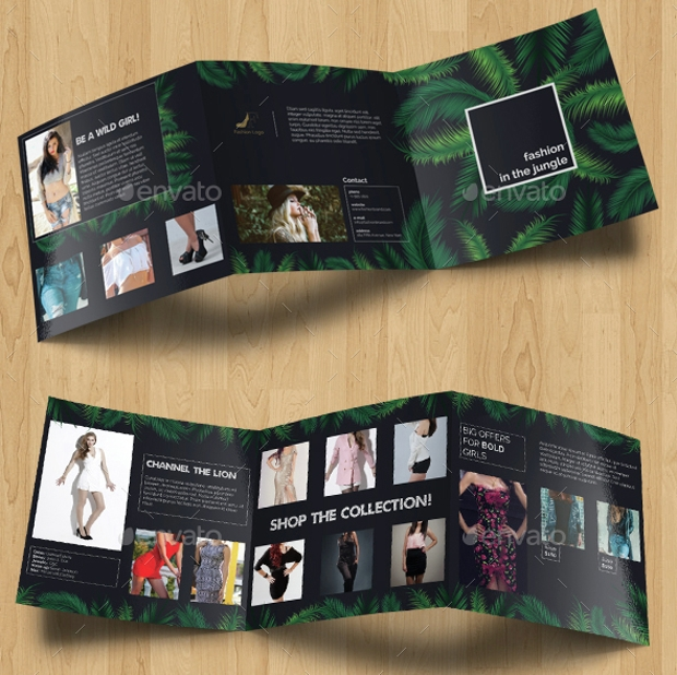 Design Trends Premium Psd: 22+ Fashion Brochure Designs, PSD Download