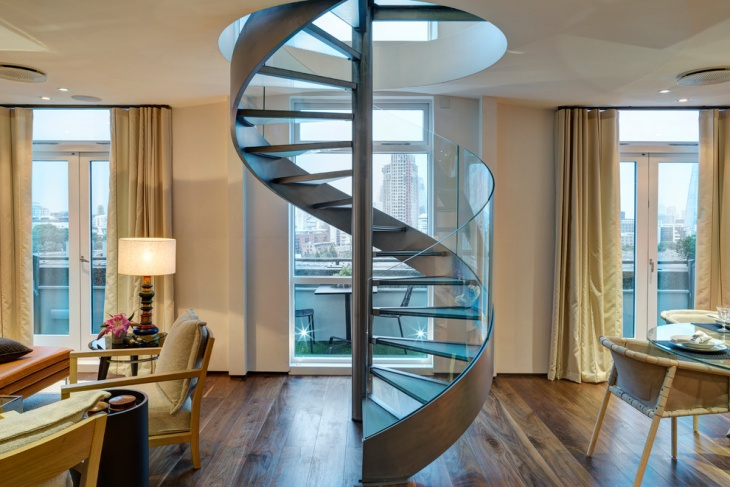 Trendy Staircase Design for Contemporary House
