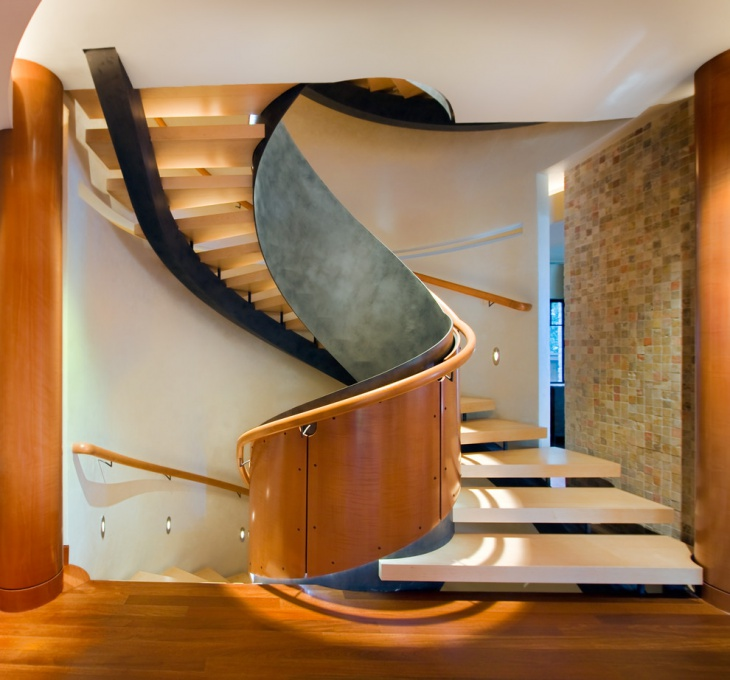 Amazing Staircase Design for Modern Home