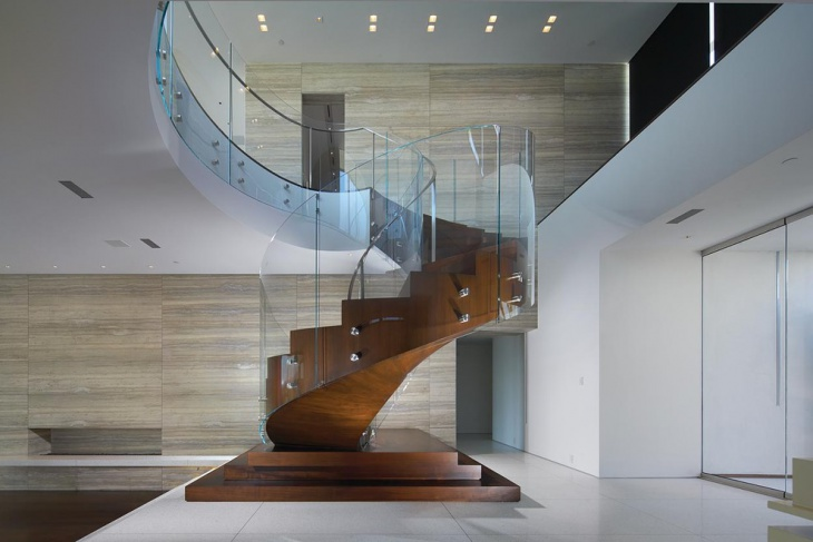 Classic and Modern Staircase Design
