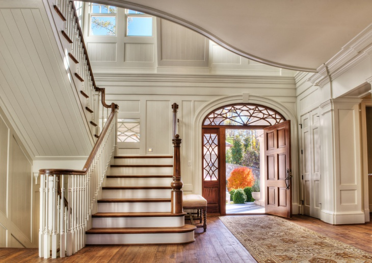 Glorious Traditional Staircase Design