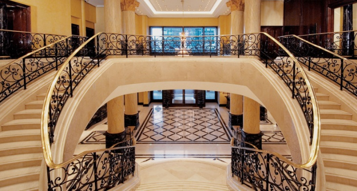 21 Mansion Staircase Designs Ideas Models Design Trends