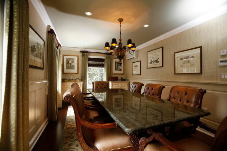 old fashioned conference room design - Conference Room Design Ideas