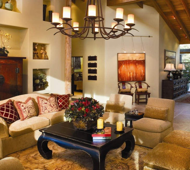Living Room Lighting Designs: 21+ Mine Craft Chandelier Light Designs, Decorating Ideas
