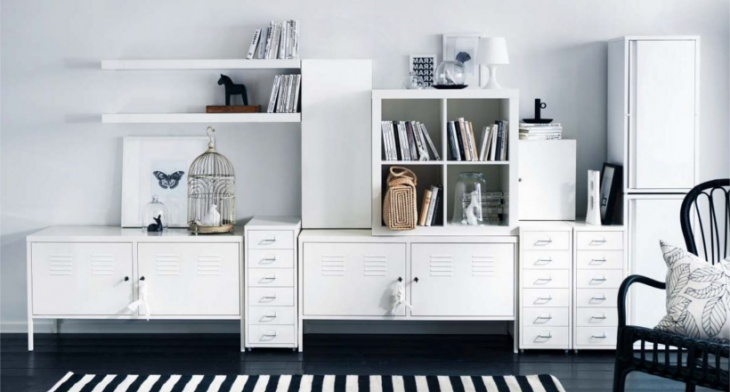 21+ Storage Cabinet Designs, Plans, Ideas | Design Trends - Premium ...