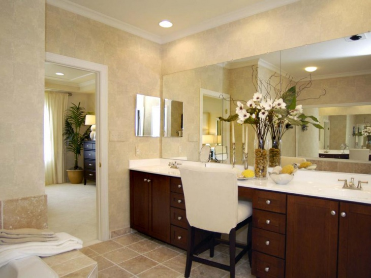 Simple Master Bathroom Designs: 22+ Classic Bathroom Designs, Ideas, Plans
